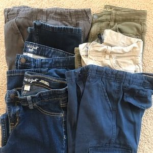 Other - Lot of 6 Boy's pants in size 12